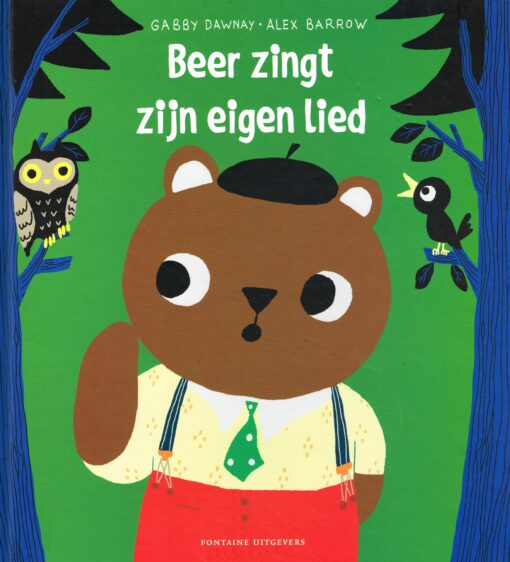 Beer zingt zijn eigen lied - 9789059569362 - Gabby Dawnay