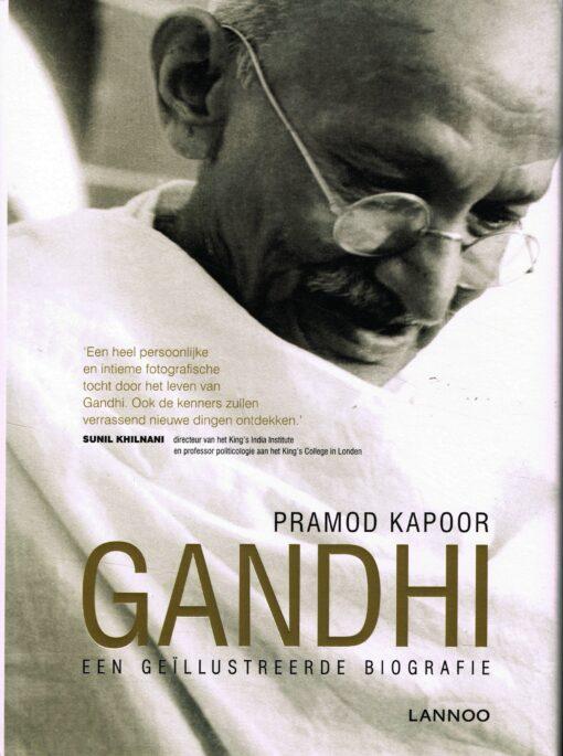 Gandhi - 9789401443357 - Pramod Kapoor