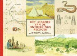 Het logboek van de ontdekkingsreiziger - 9789401908504 - Huw Lewis-Jones