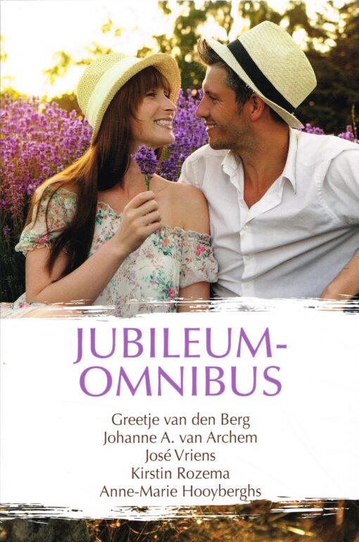 Jubileumomnibus - 9789401915052 -