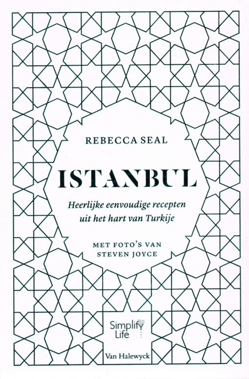 Istanbul - 9789462500884 - Rebecca Seal