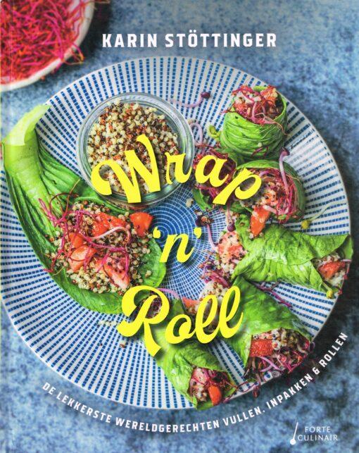 Wrap 'n' Roll - 9789462501966 - Karin Stöttinger