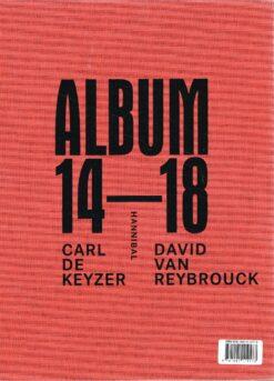Album 14-18. Brugge in glasplaten & The First World War Now - 9781091114173 - Carl De Keyzer