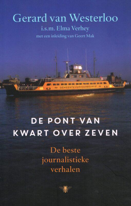 De pont van kwart over zeven - 9789023488675 - Gerard van Westerloo