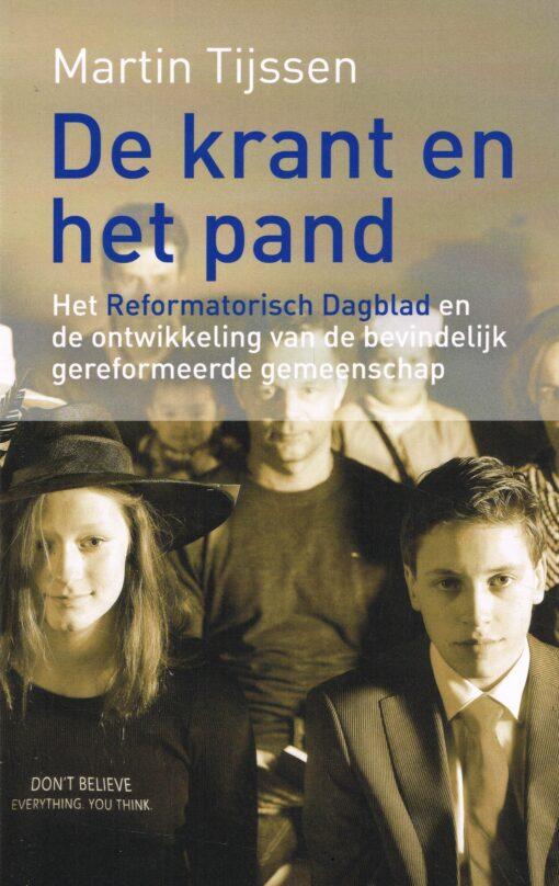 De krant en het pand - 9789023955474 - Martin Tijssen