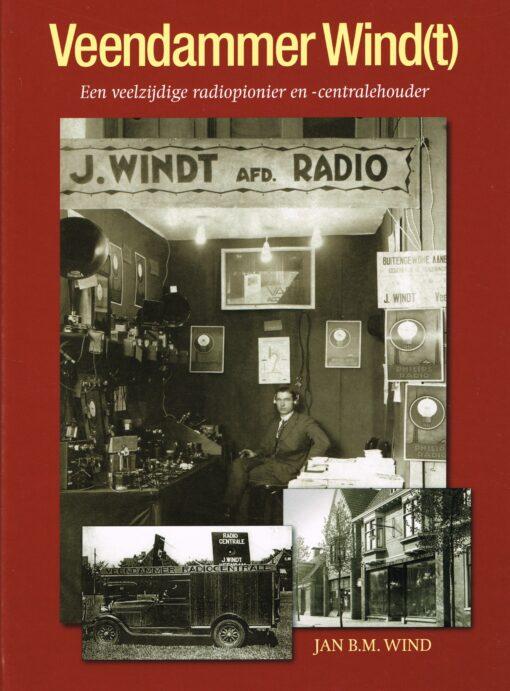 Veendammer Wind(t) - 9789033002915 - Jan B.M. Wind