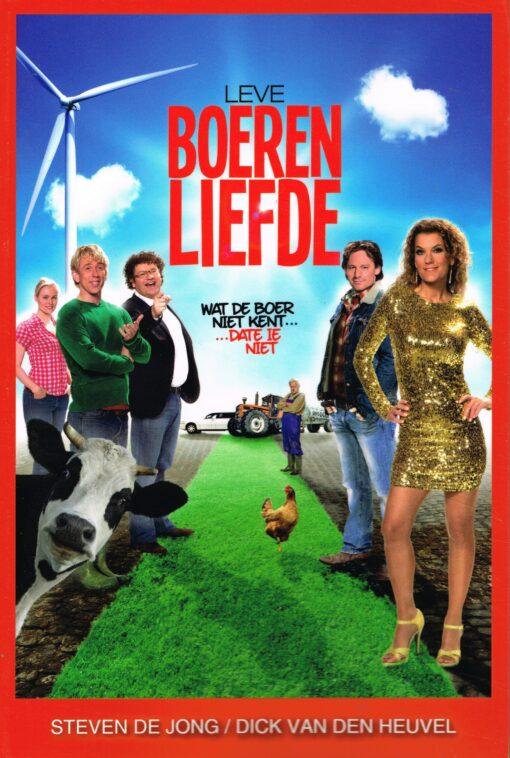 Leve Boerenliefde - 9789033003912 - Steven de Jong