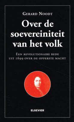 Over de soevereiniteit van het volk - 9789035253018 - Gerard Noodt