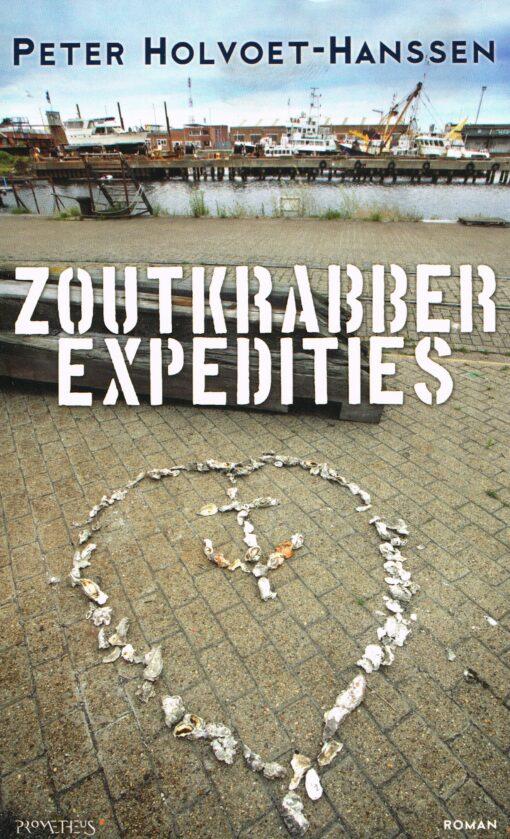 Zoutkrabber expedities - 9789044626797 - Peter Holvoet-Hanssen