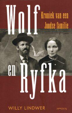 Wolf en Ryfka - 9789044643503 - Willy Lindwer