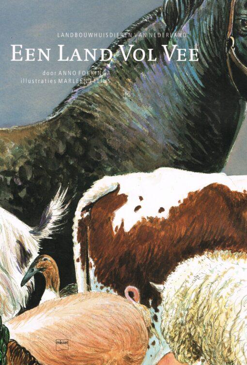 Een land vol vee - 9789054390282 - Anno Fokkinga