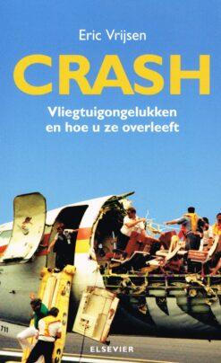 Crash - 9789068829846 - Eric Vrijsen