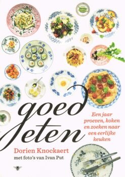 Goed eten - 9789085423386 - Dorien Knockaert
