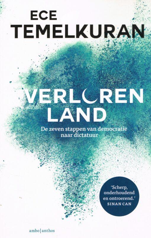 Verloren land - 9789026344947 - Ece Temelkuran