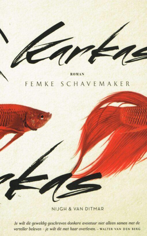 Karkas - 9789038801452 - Femke Schavemaker