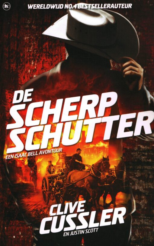 De scherpschutter - 9789044355352 - Clive Cussler