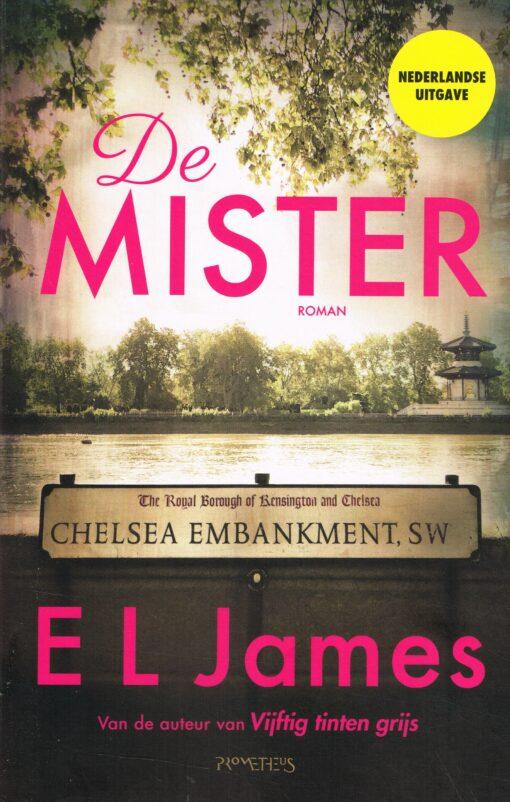 De Mister - 9789044641844 - E.L. James
