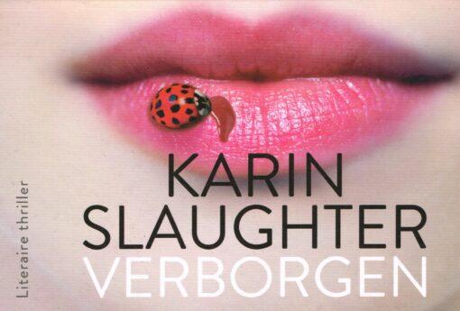 Verborgen - 9789049806323 - Karin Slaughter