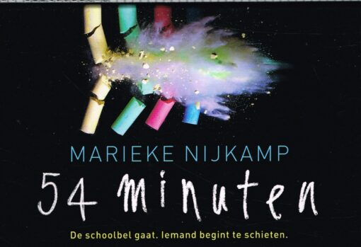 54 Minuten - 9789049806347 - Marieke Nijkamp