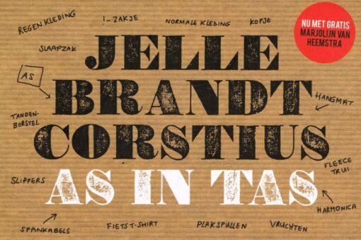 As in tas - 9789049806583 - Jelle Brandt Corstius