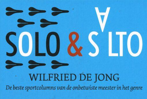 Solo & salto - 9789049806613 - Wilfried de Jong