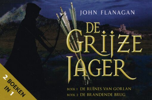 De grijze jager - 9789049806668 - John Flanagan