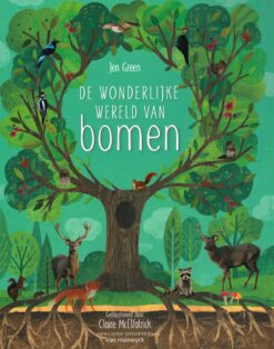 De wonderlijke wereld van bomen - 9789059569485 - Jen Green