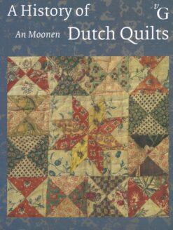 A History of Dutch Quilts - 9789075879544 - An Moonen