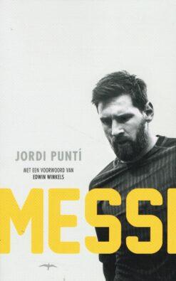 Messi - 9789400404205 - Jordi Puntí