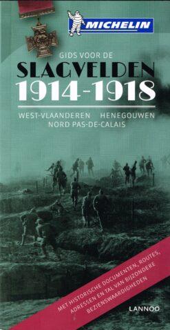 Slagvelden 1914-1918 - 9789401406048 -  Michelin