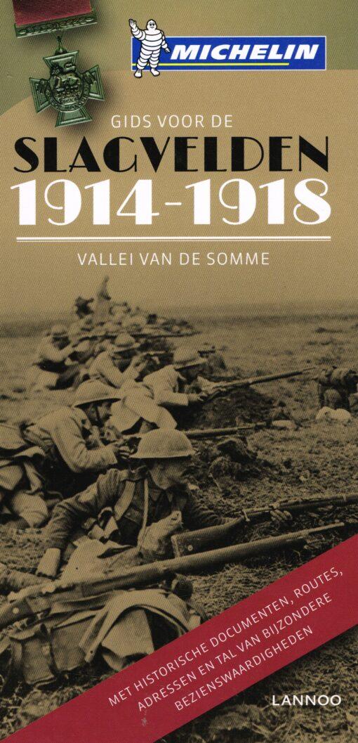 Slagvelden 1914-1918 - 9789401406055 -  Michelin