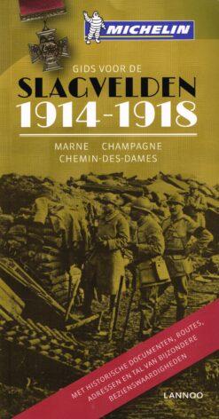 Slagvelden 1914-1918 - 9789401418003 -  Michelin