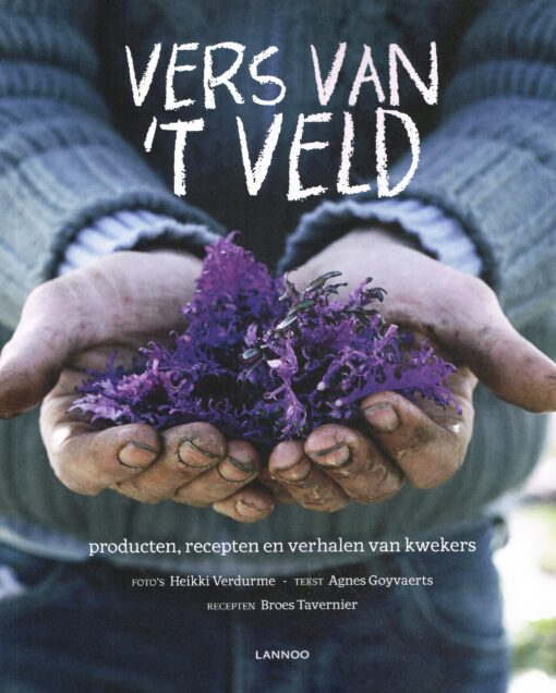 Vers van 't veld - 9789401443920 - Agnes Goyvaerts