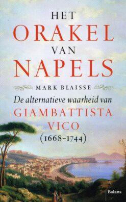 Het orakel van Napels - 9789460038228 - Mark Blaisse