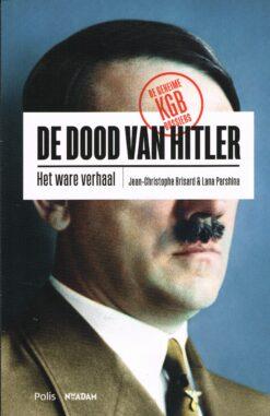 De dood van Hitler - 9789463103312 - Jean-Christophe Brisard